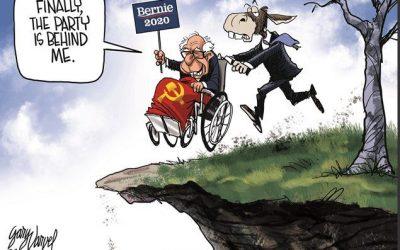 Bernie's flight