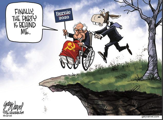 Bernie's flight