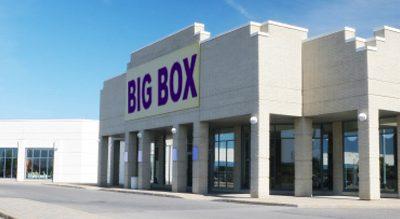 Big-box Blues